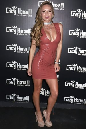 Maisa Kehl attends Hoops And Hottie event