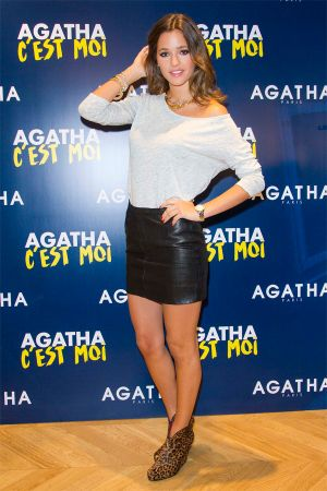 Malena Costa at Agatha Cest Moi Store Opening