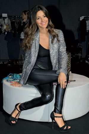 Malena Costa attends the presentation of the Calzedonis S/S 2012 collection in Verona