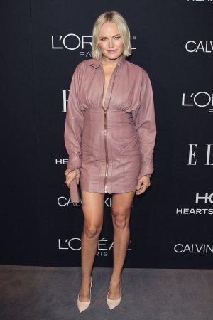 Malin Akerman attends Elle Women
