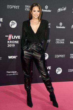 Mandy Capristo at 1Live Krone 2019