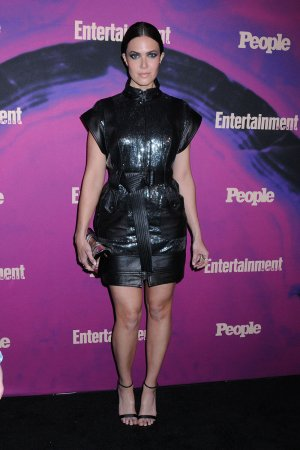 Mandy Moore attends Entertainment Weekly & PEOPLE New York Upfront Party