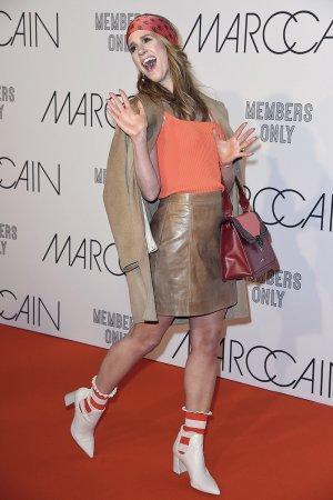 Mareile Hoppner attends Marc Cain Fashion Show - Berlin Fashion Week