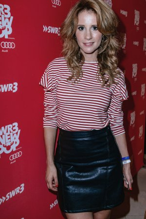 Mareile Hoppner attends SWR3 New Pop Festival