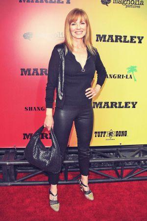 Marg Helgenberger at Marley LA Premiere