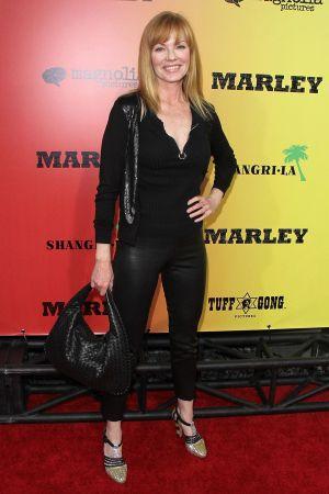 Marg Helgenberger at Marley Premiere