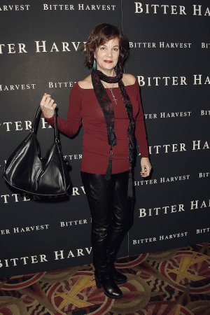 Margaret Colin attends New York Premiere of Roadside Attractions Bitter Harvest