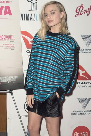 Margot Robbie attends Film Host Screening of 'I, Tonya'