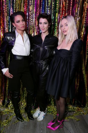 Margot Robbie, Mary Elizabeth Winstead, Jurnee Smollett-Bell attend A Night of Music