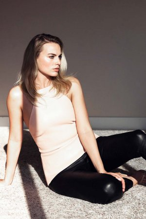 Margot Robbie photoshoot for the New York Times