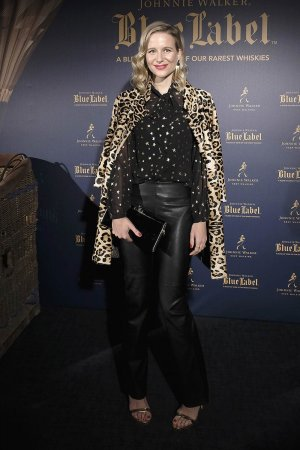 Maria Leon attends the Blue Nights presentation
