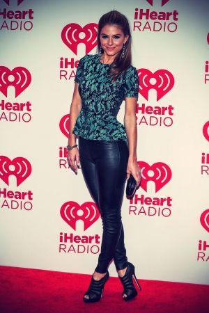 Maria Menounos at 2012 iHeartRadio Music Festival