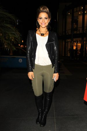 Maria Menounos at Mixology 101 for the Dancing With the Stars after party