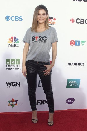 Maria Menounos attends Stand Up To Cancer Benefit 2018