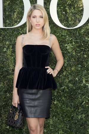 Maria Olympia attends Christian Dior Photocall