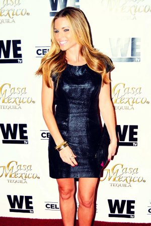 "Maria Sansone attends WE tv's ""David Tutera's CELEBrations"" TV Series and Casa Mexico Tequila Launch"