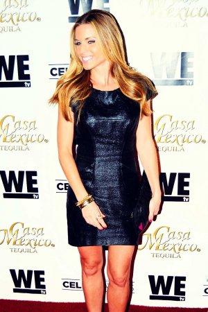 "Maria Sansone attends WE tv's ""David Tutera's CELEBrations"" TV Series and Casa Mexico Tequila Launch"
