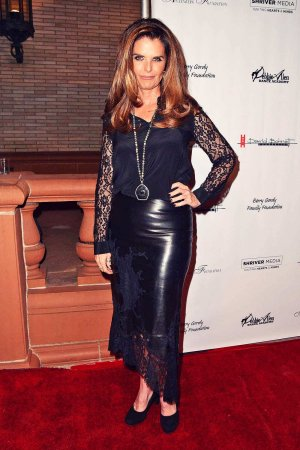 Maria Shriver attends Freeze Frame Gala