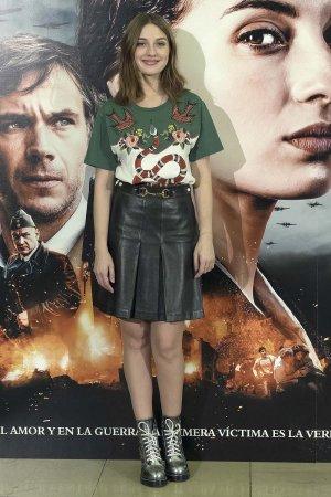 Maria Valverde attends Venice Film Festival