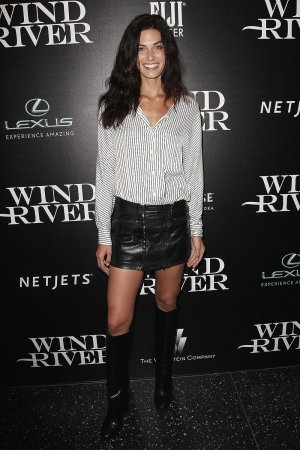 Mariah Strongin attends the screening of Wind River