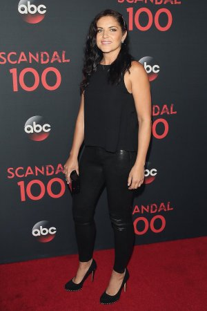 Marika Dominczyk attends the Scandal