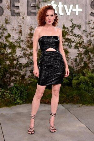 Marilee Talkington attends See TV show premiere