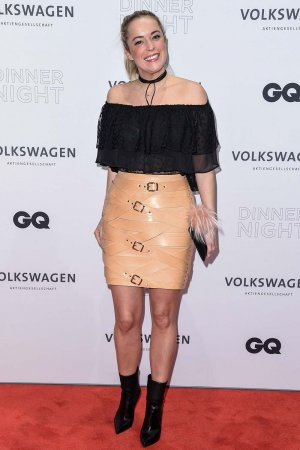 Marina Hoermanseder attends Volkswagen AG Dinner Night