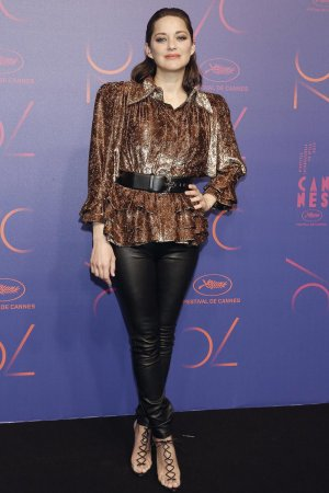 Marion Cotillard attends 70th Anniversary Dinner