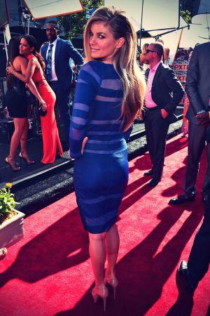 Marisa Miller attends the 2013 ESPY Awards