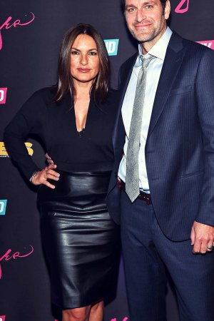 Mariska Hargitay attends the Younger Season 2 and Teachers Series Premiere