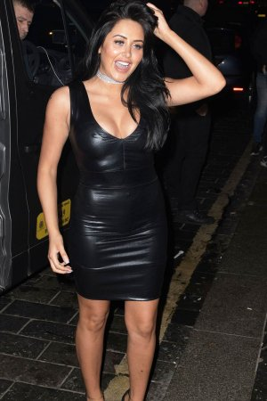 Marnie Simpson out in Newcastle