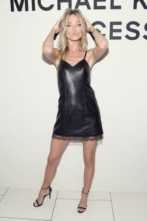 Martha Hunt attends the Michael Kors Access Smartwatch Launch Party