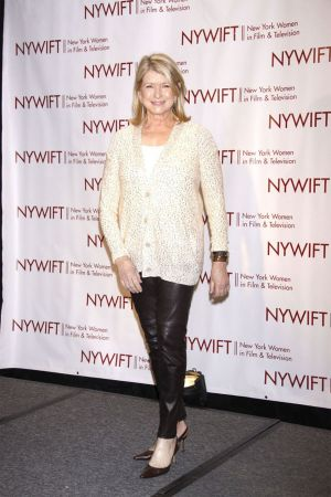 Martha Stewart at New York Women in Film & Television's 31st Annual MUSE Awards