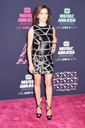 Martina McBride attends CMT Music Awards