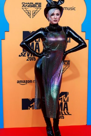 MARUV attends MTV Europe Music Awards