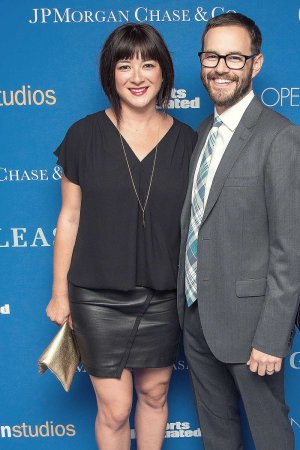 Mary Rohlich attends the Gleason New York premiere