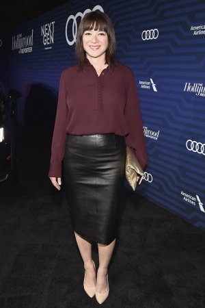 Mary Rohlich attends The Hollywood Reporter's Next Gen 2016 Celebration