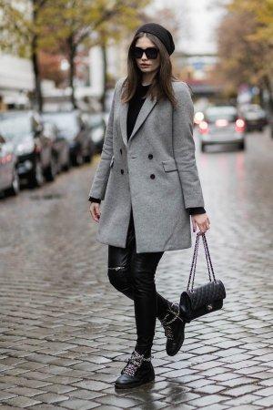 Maxilie Mlinarskij Street Style In Berlin