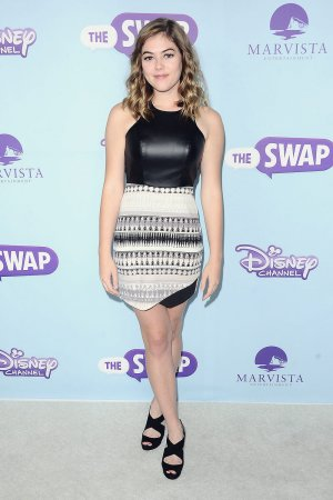 McKaley Miller attends The Swap Premiere