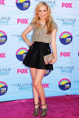 Meaghan Martin at Teen Choice Awards 2012