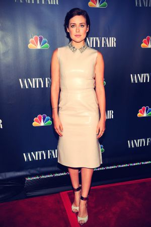 Megan Boone attends 2013 NBC Fall Launch Party at The Standard Hotel