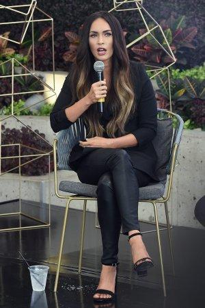 Megan Fox seen at Liverpool Fashion Fest
