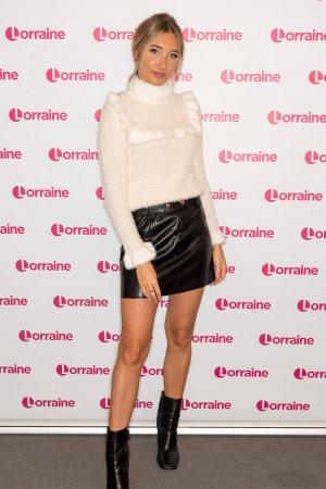 Megan McKenna at Lorraine TV show