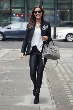 Melanie Sykes at BBC Radio 2