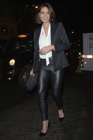 Melanie Sykes attends Maya Jama x PrettyLittleThing Dinner
