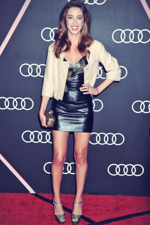 Melissa Bolona at the Audi Golden Globes Weekend Celebration