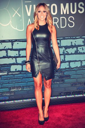 Melissa Gorga attends the 2013 MTV Video Music Awards