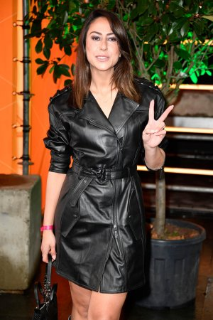 Melissa Khalaj attends International Music Awards