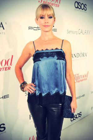 Meredith Monroe attends The Hollywood Reporter's Emmy Party