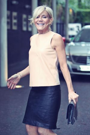 Michelle Collins at ITV Studios